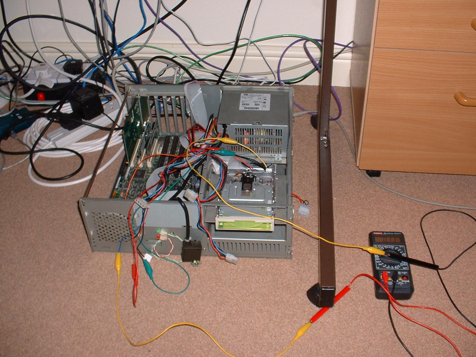 Роутер linux